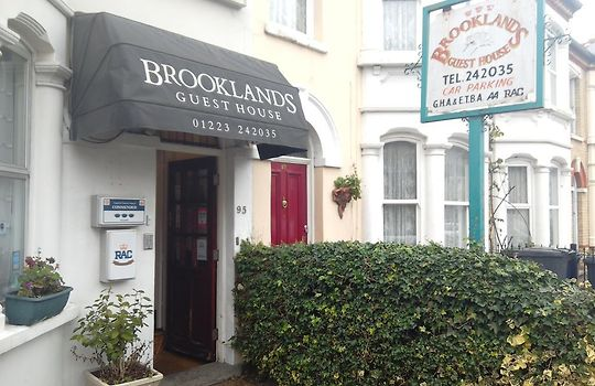 HOTEL BROOKLANDS GUEST HOUSE CAMBRIDGE CAMBRIDGESHIRE